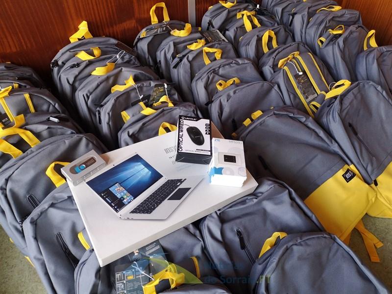 Câmara de Coruche adquire 150 computadores para emprestar a alunos