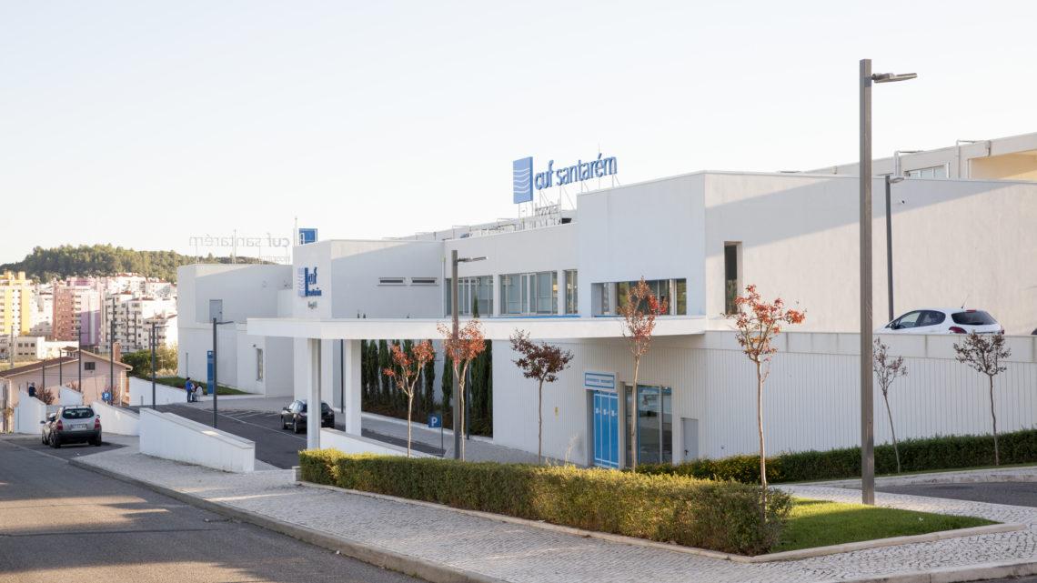 Hospital CUF Santarém recebe doentes não Covid do SNS