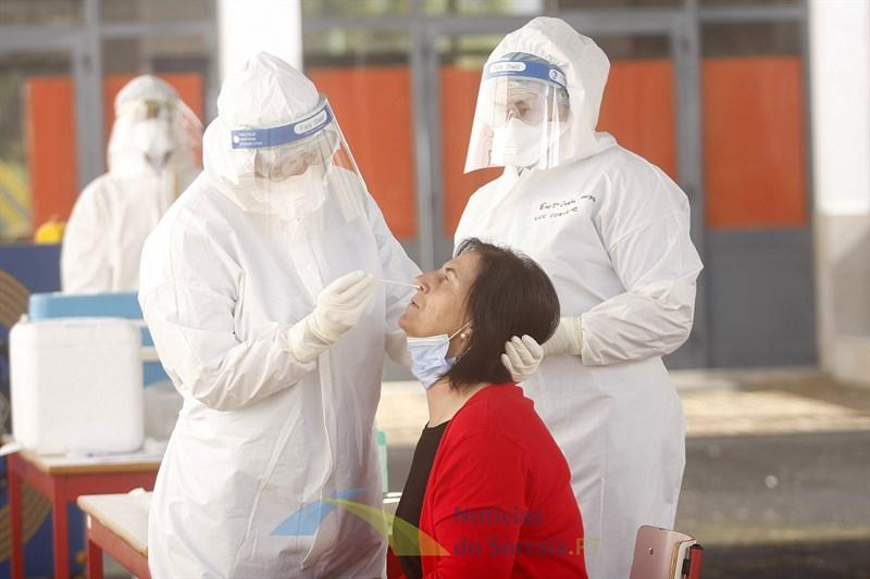 Coruche em risco muito elevado de contágio da Covid-19. Conheça as novas medidas para combater a pandemia