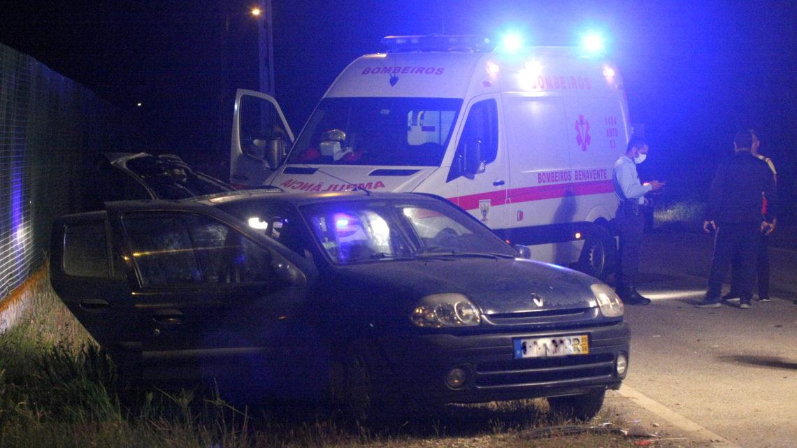 Cadastrado que veio em busca de promessa de casamento é o principal suspeito de provocar o acidente que matou criança de 6 anos em Samora Correia