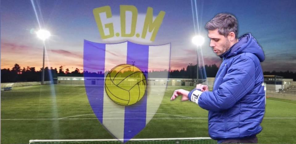 Grupo Desportivo de Marinhais prepara nova época com novo treinador