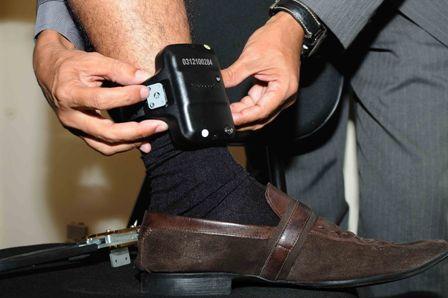 Homem com pulseira electrónica após reincidência de violência doméstica em Marinhais