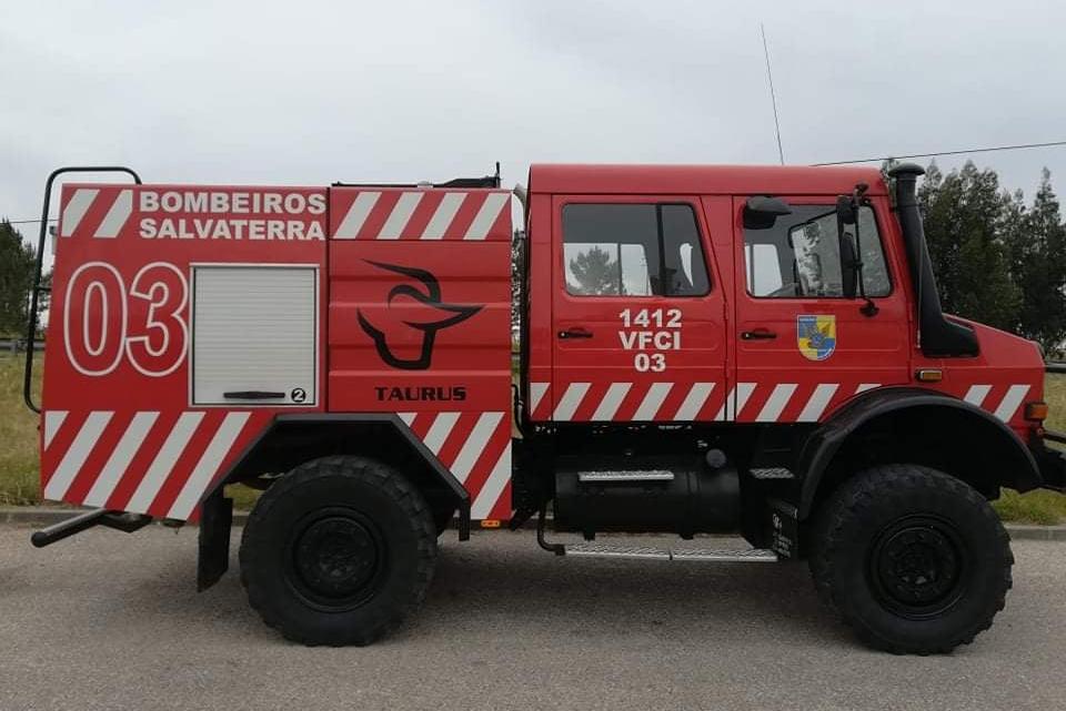 Câmara de Salvaterra apoia reforço de viaturas do corpo de bombeiros locais (Com Vídeo)