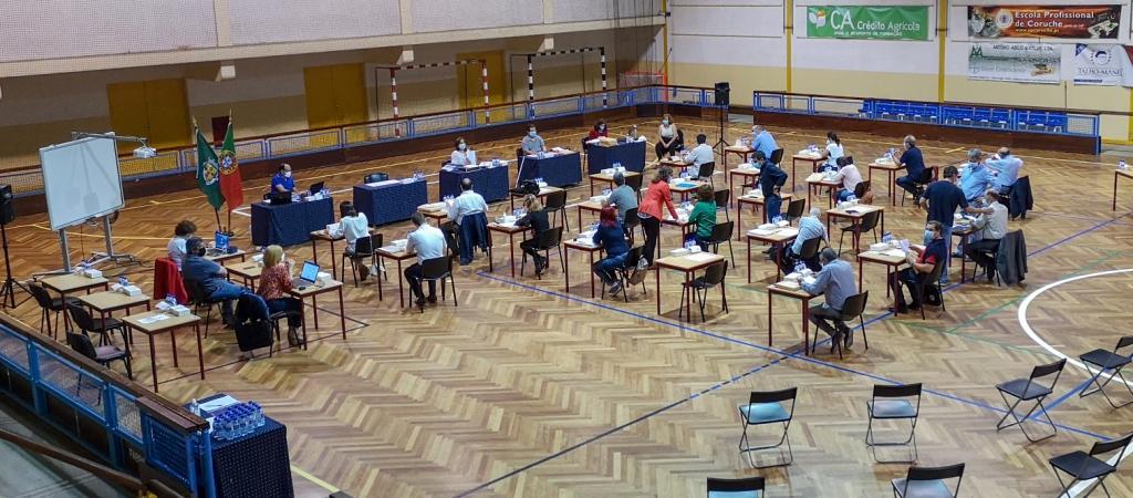 Assembleia Municipal de Coruche reúne dia 26. Conheça os pontos em discussão