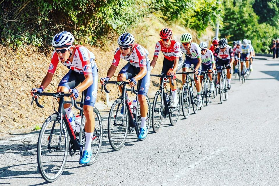 João Macedo termina campeonato nacional de ciclismo em sexto lugar