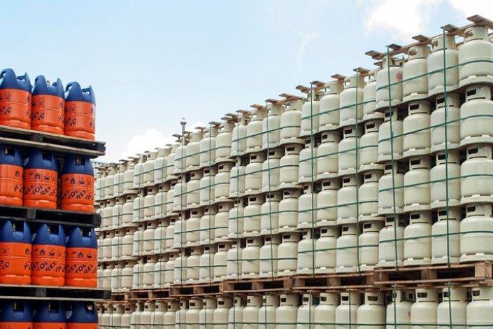 Preços máximos fixados para as garrafas de gás actualizados hoje