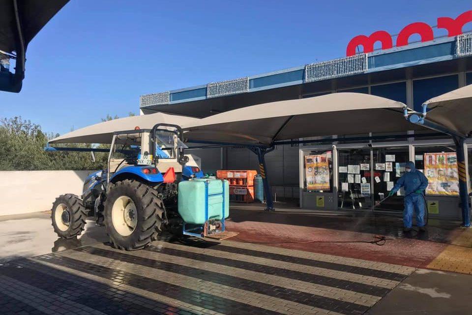 Supermercado de Marinhais com quase dobro da lotação permitida encerrado pela GNR