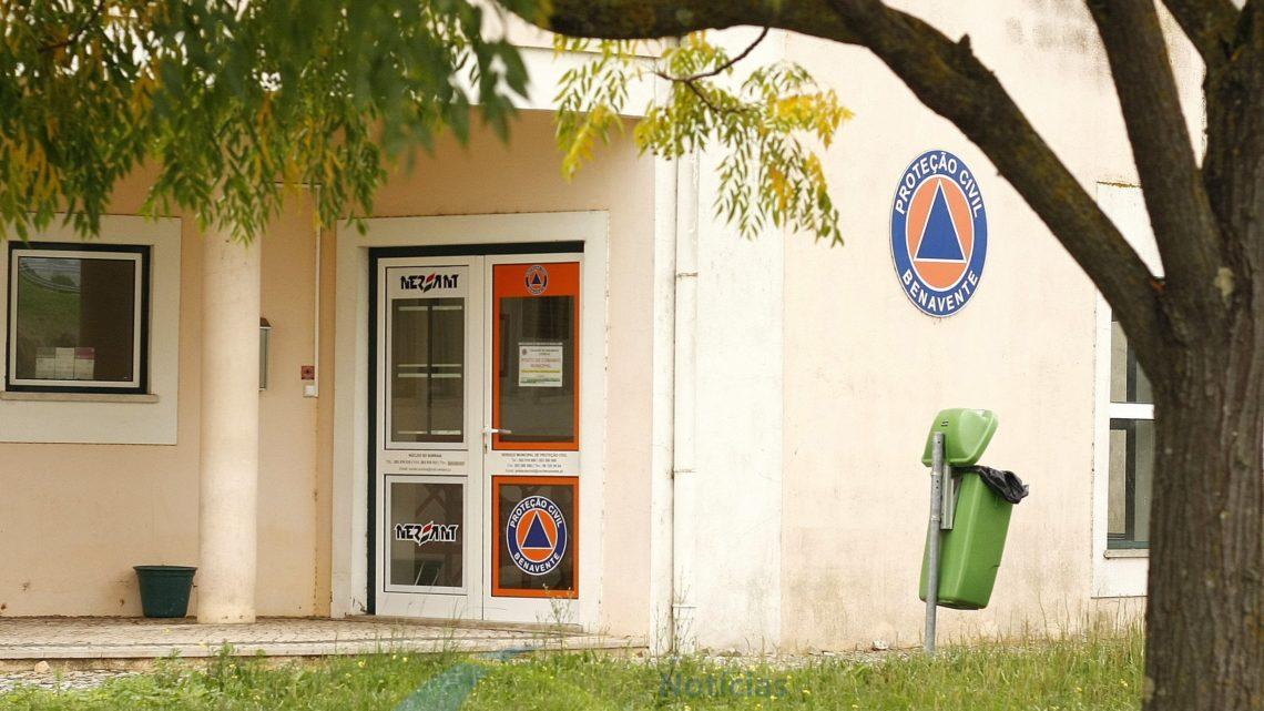 Protecção Civil de Benavente reforçada com meios de ONG ANAFS