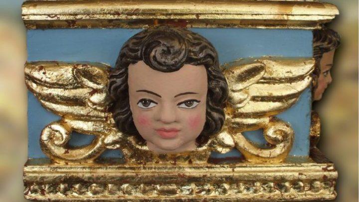 Exposição de artes restauradas em Cabeção