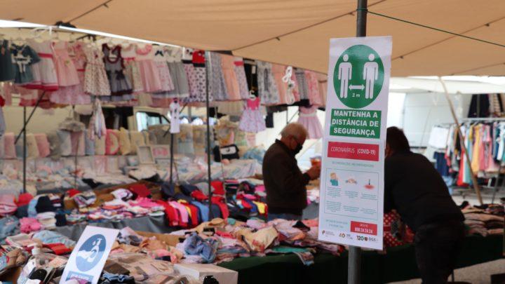Mercado Mensal de Coruche vai realizar-se sábado até às 13 horas