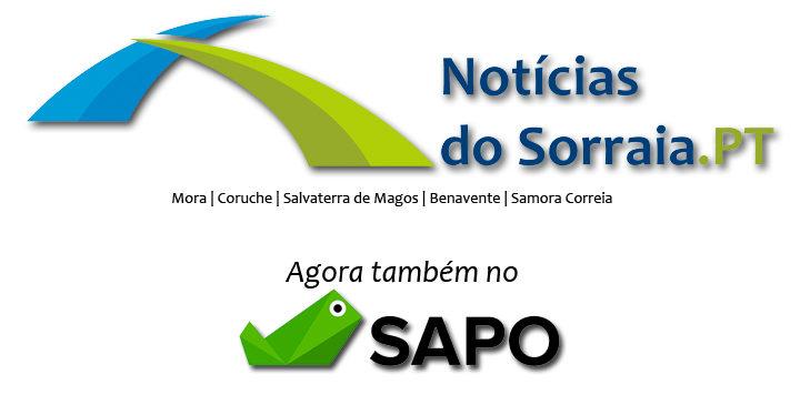 Notícias do Sorraia agora também no portal Sapo