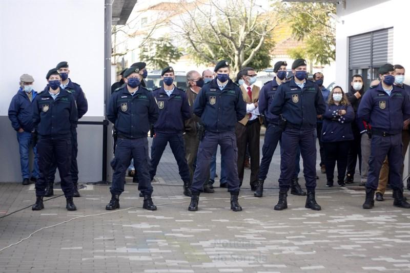 PSP e GNR começam no sábado vacinação de 20 mil polícias