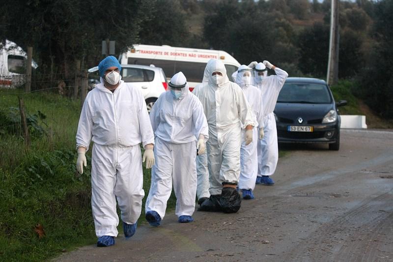 Bombeiros Voluntários com equipas especializadas para responder à pandemia
