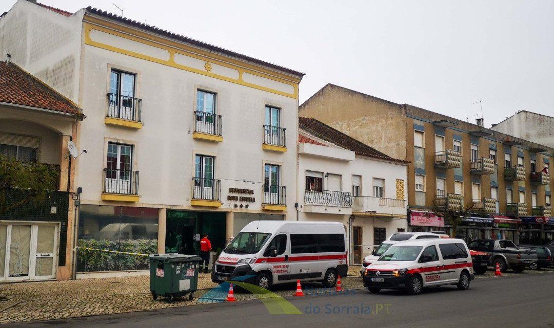 Autoridades evacuam 29 utentes de Lar ilegal em Salvaterra de Magos