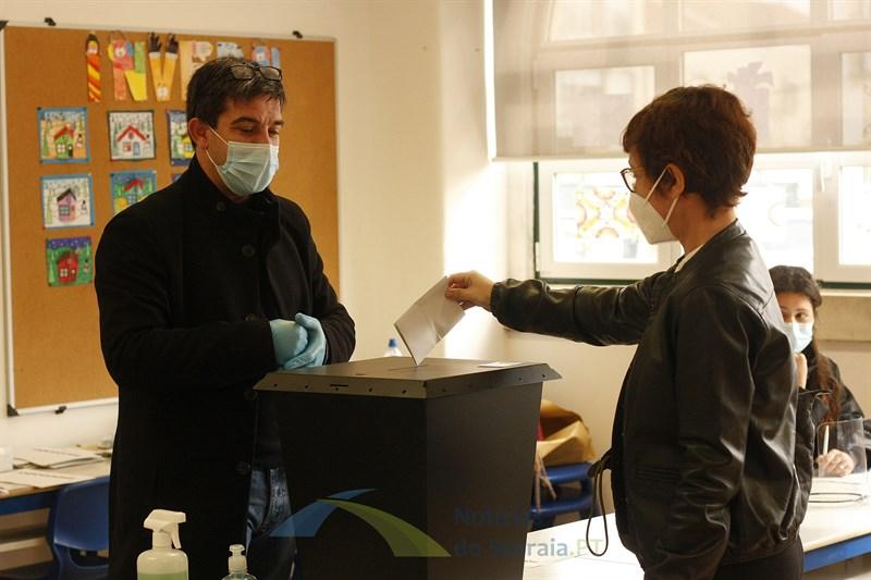Votação Presidencial no Vale do Sorraia com boa afluência e toda a tranquilidade (Com Fotos)