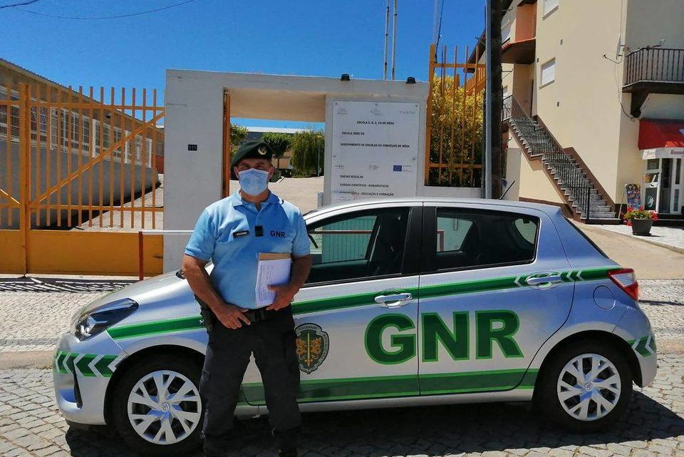 GNR registou 467 crimes nas escolas em 2020 e lança campanha de sensibilização