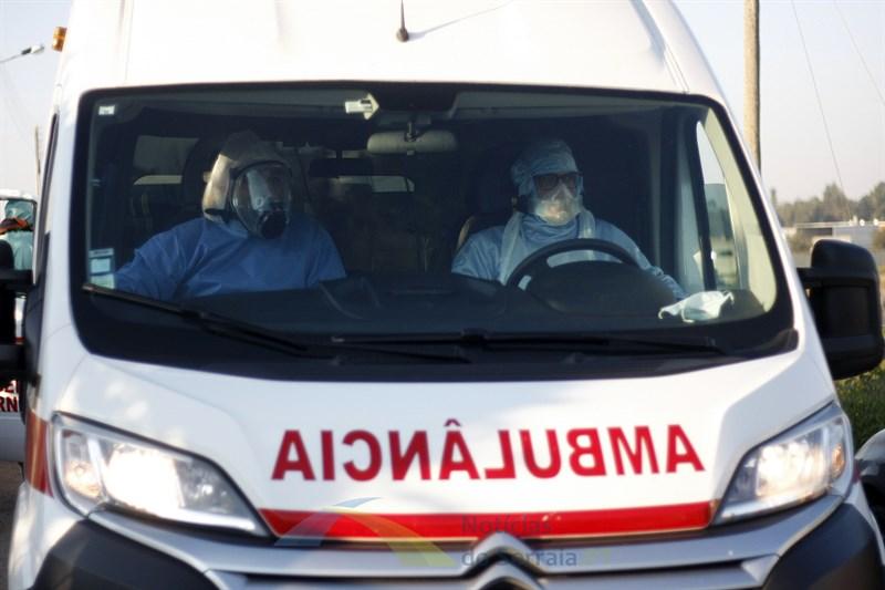 Governo garante à Liga dos Bombeiros Portugueses vacinação para 15 mil operacionais
