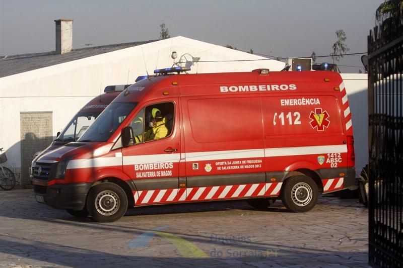 Câmara de Salvaterra reforça apoio aos Bombeiros Voluntários