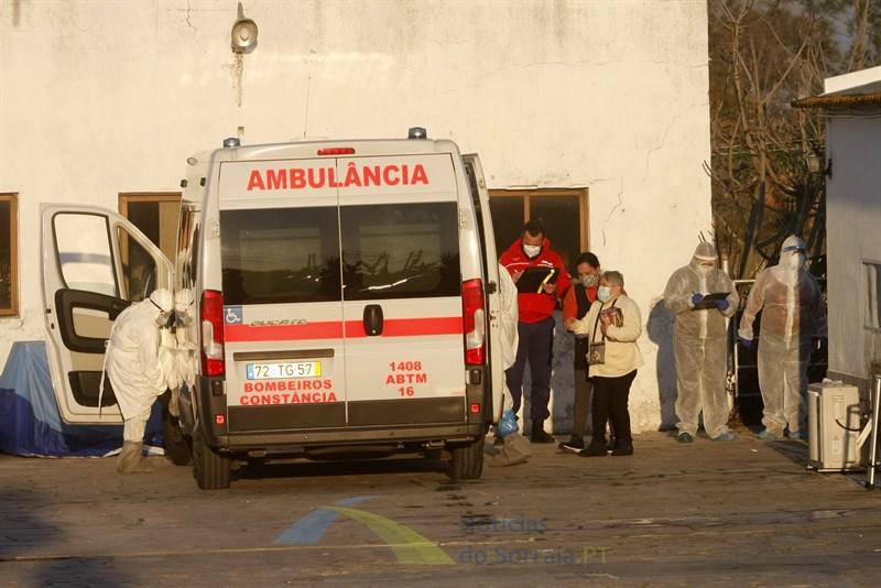 Protecção Civil de Benavente visita este sábado idosos do lar ilegal de Samora Correia que estão em Fátima