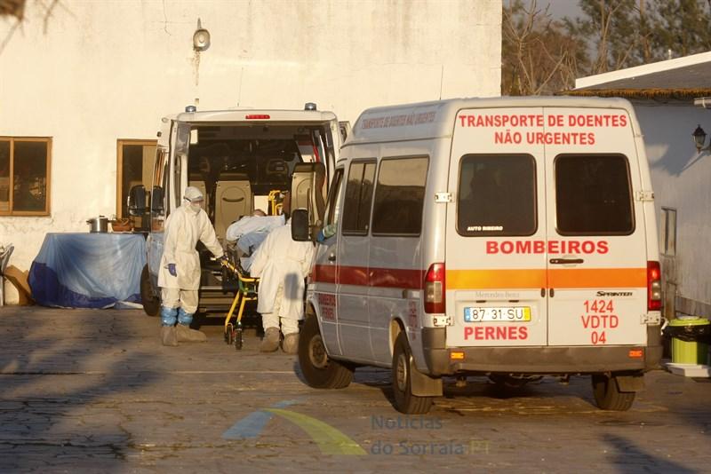 5 mortos entre os utentes do lar ilegal de Samora Correia