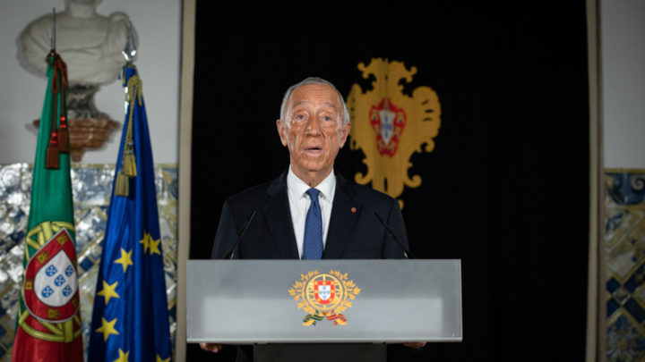Presidente da República desaconselha desconfinamento antes da Páscoa por prudência e segurança