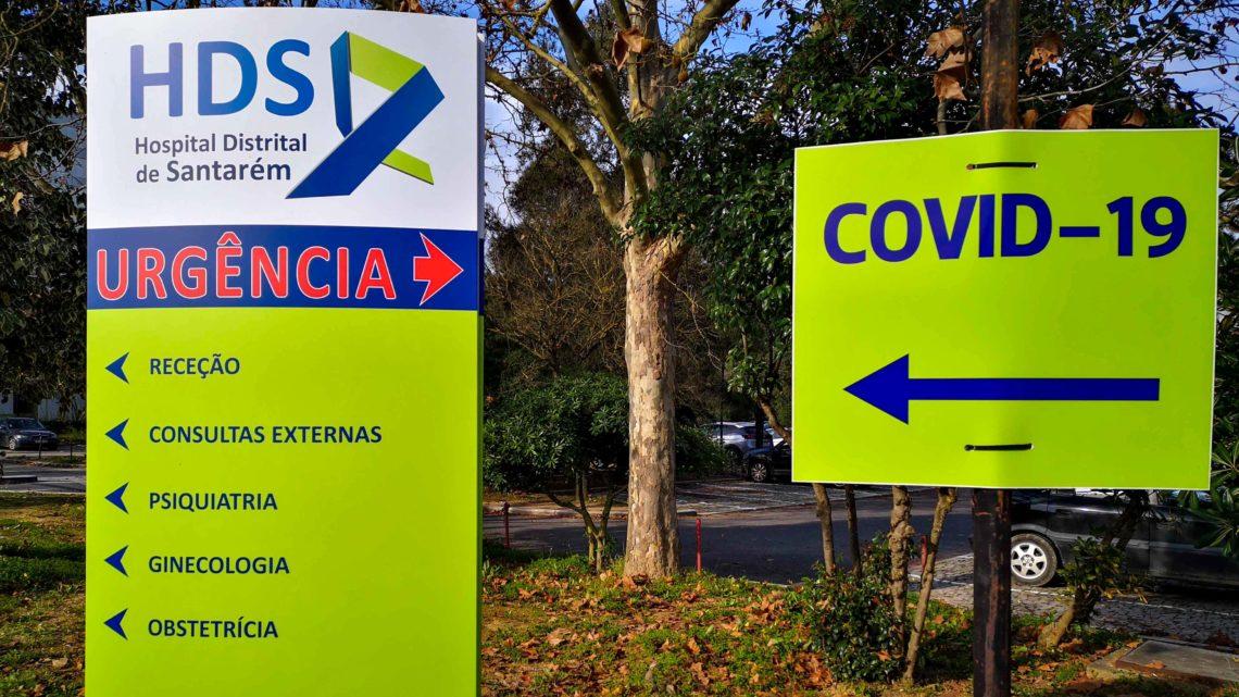 UCI do Hospital de Santarém lotada leva a abertura de mais 10 camas a partir de segunda-feira