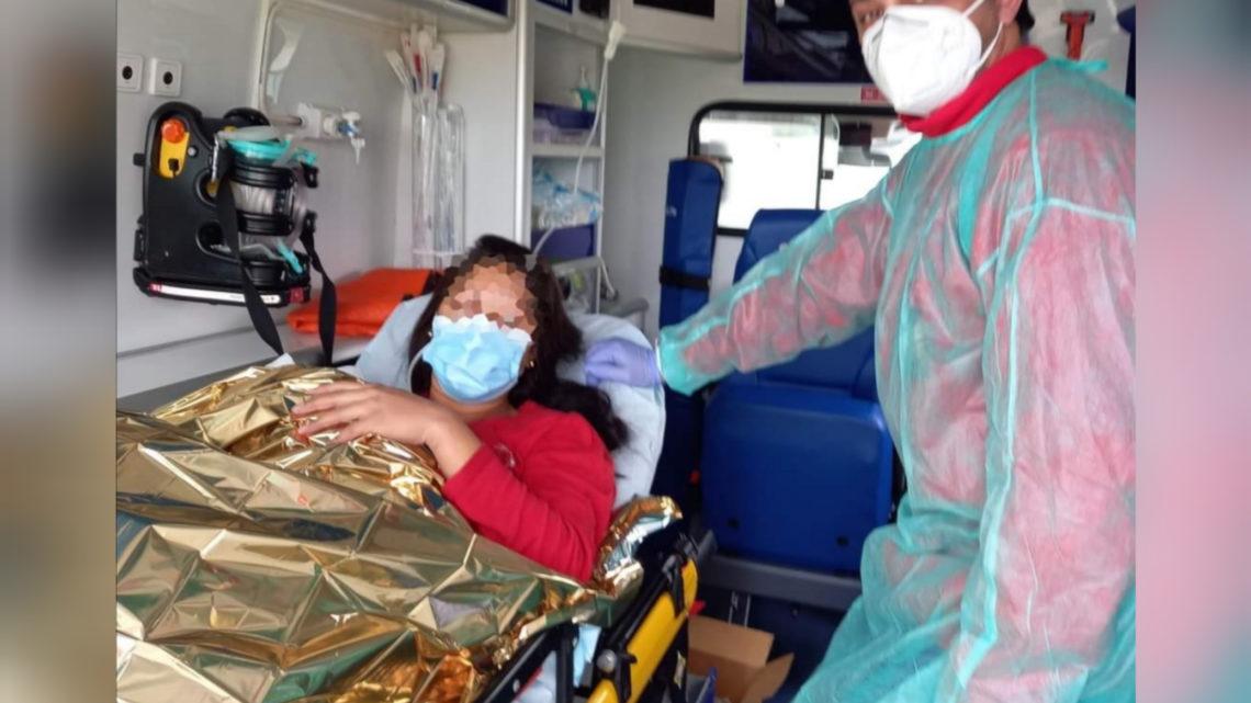 Bombeiros de Mora realizam parto a caminho do Hospital de Évora