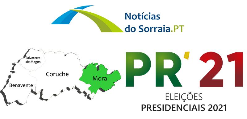 Mora – Marcelo Rebelo de Sousa vence – Os resultados do concelho e freguesias