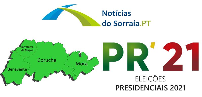 Marcelo Rebelo de Sousa vence eleições no Vale do Sorraia – Os resultados globais