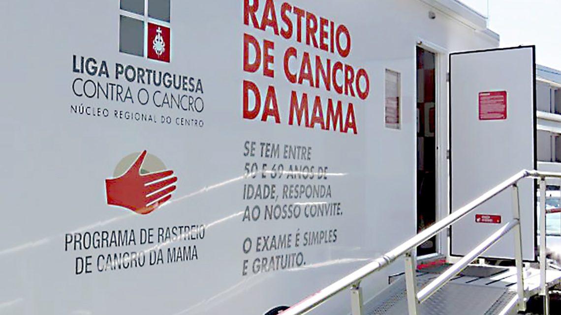 Rastreio do cancro da mama em Samora Correia e Benavente