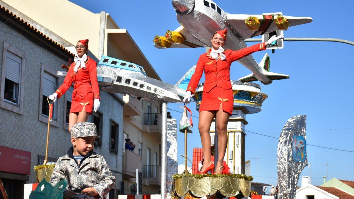 Carnaval 2021 em Samora Correia cancelado