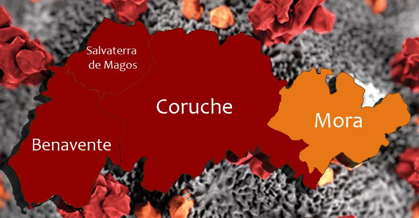 Incidência da Covid-19 agrava-se em Coruche, Salvaterra e Benavente