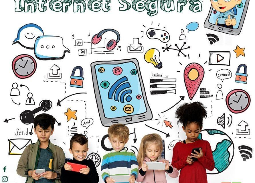 Autoridades alertam para perigos da Internet