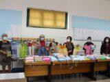 Costureiras solidárias de Salvaterra de Magos vestem crianças de países desfavorecidos